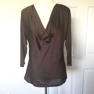 Vince Camuto Cowl Neck Top